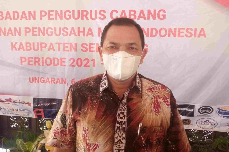 Bupati Semarang Ngesti Nugraha