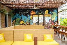 Tempat Nongkrong Baru di Yogyakarta, Bernuansa Tropical ala Bali