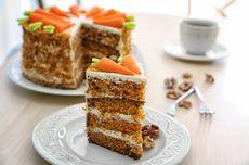 Resep Carrot Cake, Camilan Sehat untuk Tingkatkan Imun Tubuh