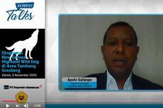 Uncen Sukses Teliti Fase Kedua New Guinea Singing Dog