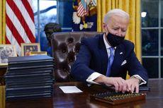 Sepekan Menjabat Presiden AS, Biden Keluarkan 24 Perintah Eksekutif