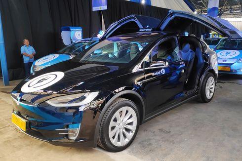 Fitur Otonomos Taksi Tesla Tidak Difungsikan