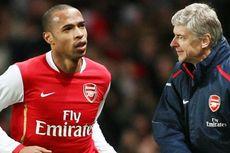 Jawaban Henry Saat Ditanya Kesiapan Gantikan Wenger di Arsenal