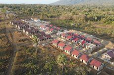 Sedang Dibangun Rumah Khusus untuk Korban Seroja di NTT, Begini Spesifikasinya