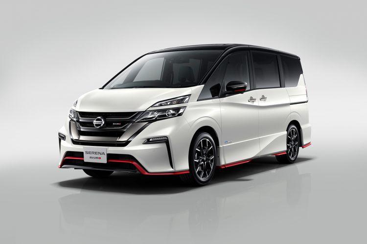 Nissan Serena Nismo.