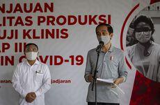 Jokowi Minta Anggota Pramuka Kuasai Iptek
