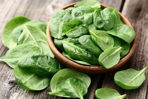 Benarkah Sayur Bayam Bisa Jadi Racun Jika Tak Segera Dimakan?