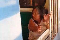 Menolak Pakai Masker dan Meludahi Penumpang, Wanita Ini Diborgol di Kereta