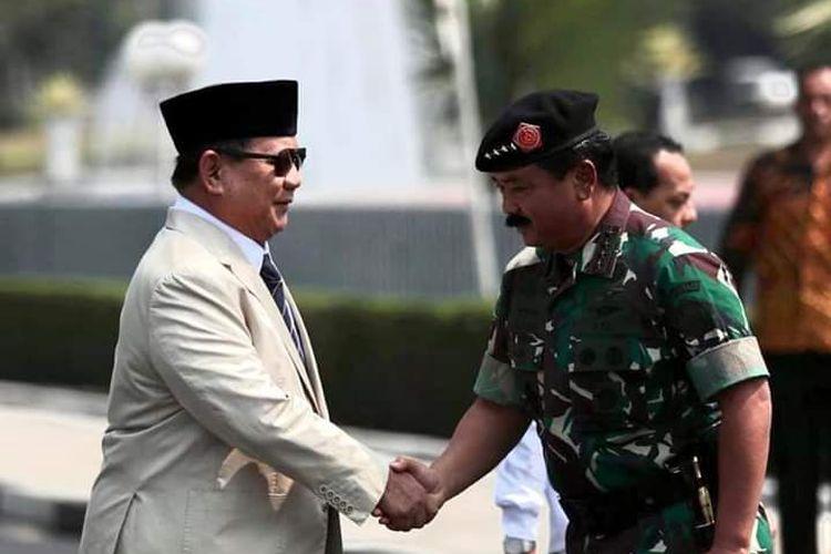 Menhan Prabowo Tekankan Pentingnya Pengembangan SDM Pertahanan