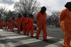 Pentagon Tunda Beri Vaksin Covid-19 ke Teroris Guantanamo