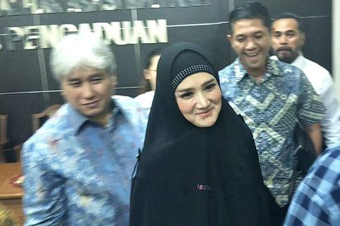 Sambangi Komnas Ham, Mulan Jameela Upayakan Ahmad Dhani Kembali ke Jakarta