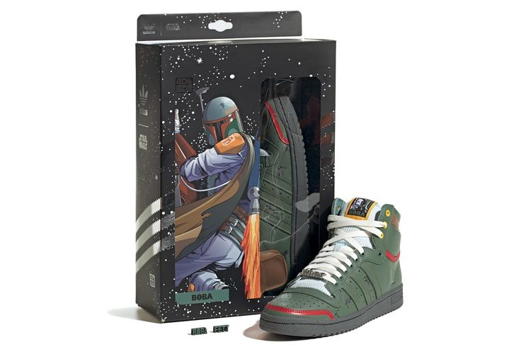 Adidas Top Ten Hi Boba Fett