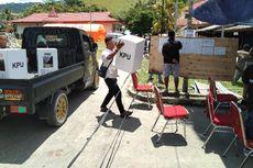 Bawaslu Investigasi Pembakaran Kantor Distrik Nunggawi, Kabupaten Tolikara Papua, Ini Hasilnya