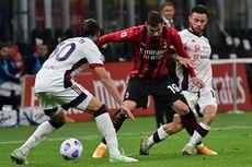 Hasil dan Klasemen Liga Italia - AC Milan Imbang, Zona Empat Besar Panas