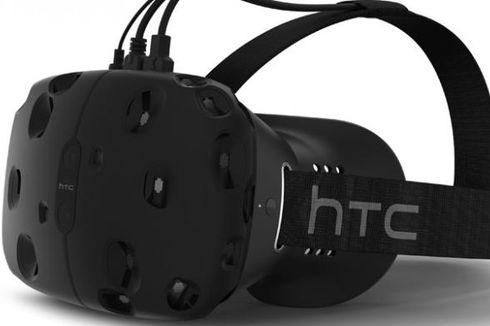 HTC Siapkan Headset VR untuk