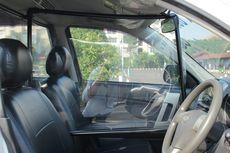 Hindari Kontak Fisik, Mobil Praktik Uji SIM Dimodifikasi Sekat Partisi