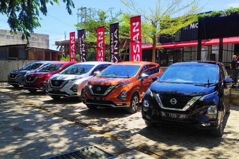 Tes Nissan Livina Baru di Nanggroe Aceh Darussalam