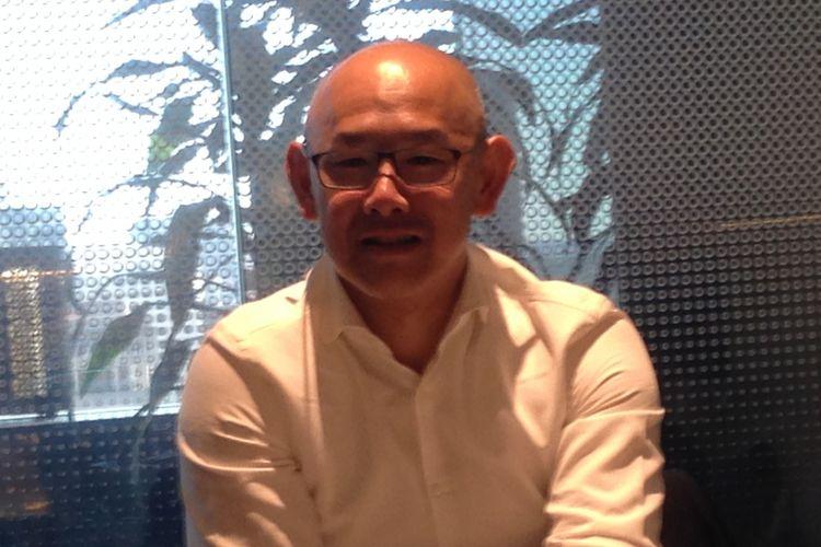 Co-Founder dan CEO Crown Group Iwan Sunito