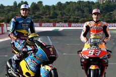 Alex Marquez Belum Sanggup Saingi Marc Marquez di MotoGP