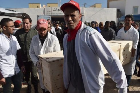 Berebut Bantuan Makanan, 15 Orang Tewas di Maroko