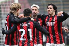 Klasemen Liga Italia - AC Milan dan Juventus Beda 6 Poin meski Identik Belum Kalah