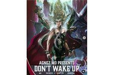 Agnez Mo Jadi Karakter Novel Grafis Don't Wake Up