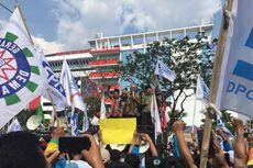 DPRD Jateng Janji Sampaikan Tuntutan Buruh ke Pemerintah Pusat