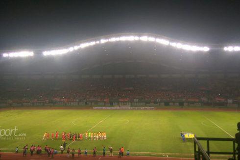 Jika Batal di SUGBK, Persija Berharap Akhiri Liga 1 di Bekasi