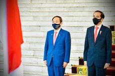 PM Jepang Yoshihide Suga Kunjungi Indonesia, China Sebut sebagai Ancaman