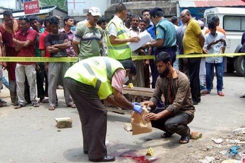 Tukang Jahit Pemeluk Hindu di Banglades, Tewas Dibacok Orang Tak Dikenal