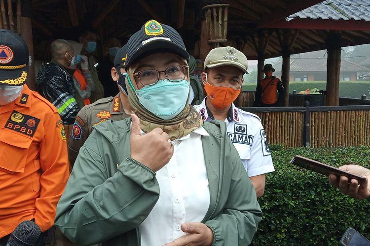 Bupati Bogor Ade Yasin