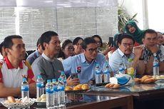 Sandiaga dan Rustam Hadiri Penyerahan Ambulans dari Politikus Gerindra