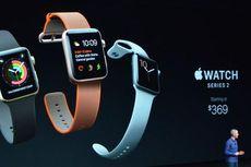 Apple Watch Series 2 Resmi, Anti-air dan Dilengkapi GPS