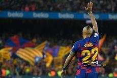 Demi Inter Milan, Arturo Vidal Siap Berperang dengan Barcelona