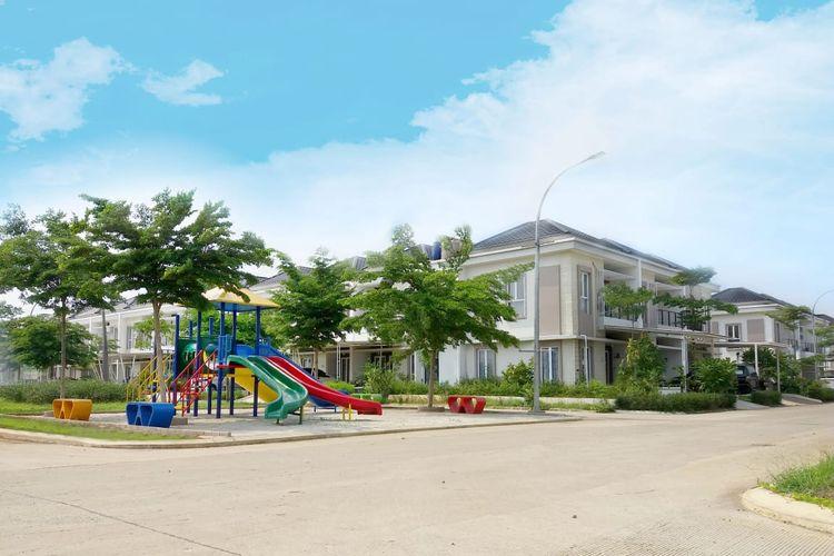 PT Alamindo Trulynusa tetap memasarkan dan membangun perumahan di Bekasi, Jawa Barat.