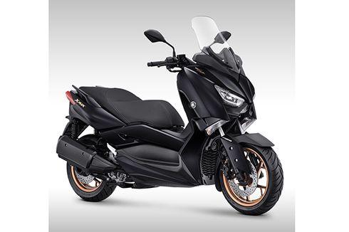 Simak Simulasi Kredit Yamaha XMax di Surabaya Juni Ini