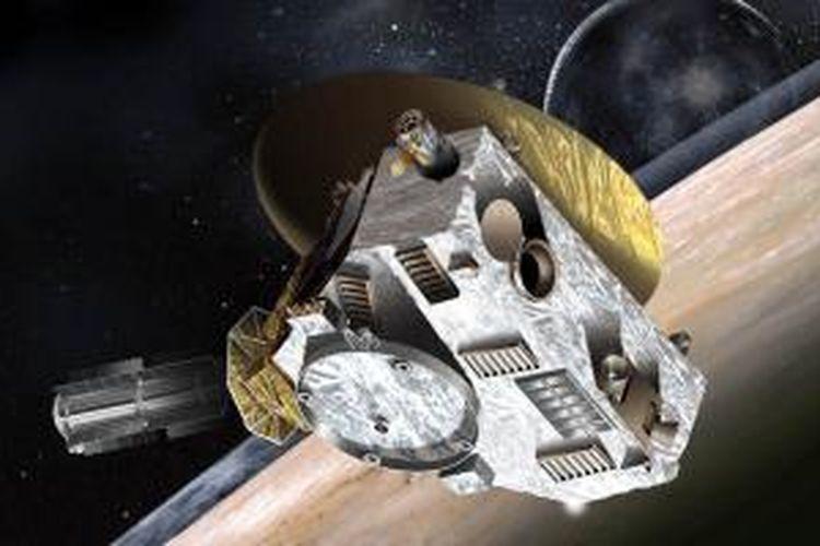 Wahana luar angkasa NASA, New Horizon.