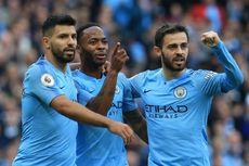 Aguero Nilai Persaingan Juara Liga Inggris Akan Ketat hingga Akhir