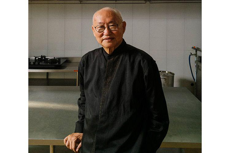 Pakar kuliner William Wongso.