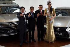 Lexus Indonesia Bicara soal Pembatasan Impor Mobil