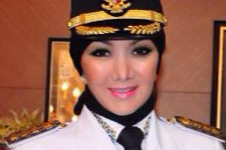 Bupati Kukar Rita Widyasari