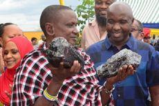 Ayah 30 Anak Ini Kembali Temukan Batu Mulia Langka Senilai Rp 29 Miliar