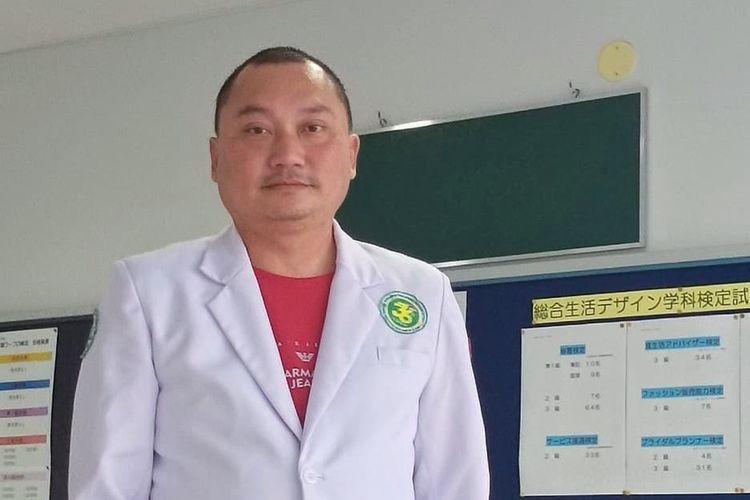 Ketua Ikatan Dokter Indonesia (IDI) Kabupaten Banjarnegara, Agus Ujianto.