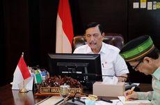 Luhut: Bank Dunia Naikkan Indonesia Jadi