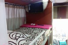 Awal Mula Suites Bus di Indonesia, Mulai dari Bus Sleeper