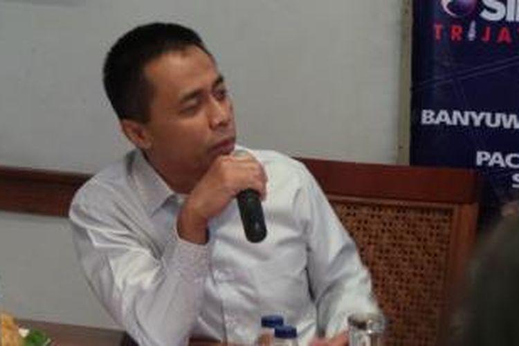 Wakil Ketua Umum DPP PAN Drajad Wibowo