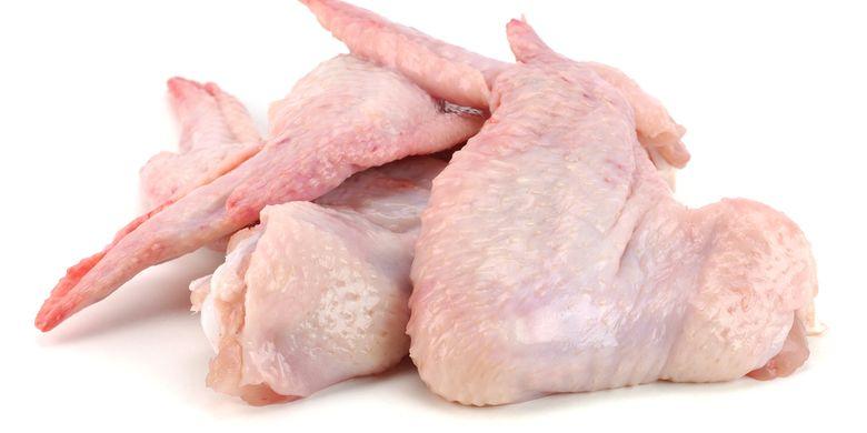 Sayap Ayam Beku Impor dari Brasil Terlacak Positif