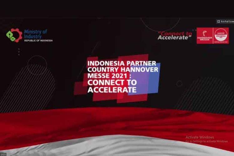 Hannover Messe menjadi kesempatan bagi Indonesia menampilkan transformasi ekonomi.