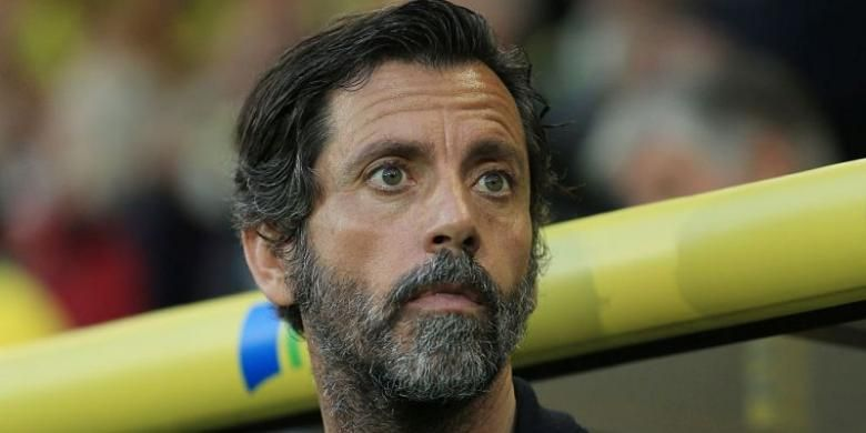Mantan pelatih Watford, Quique Sanchez Flores.