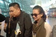 Tiba di Jakarta, Vanessa Angel Irit Bicara